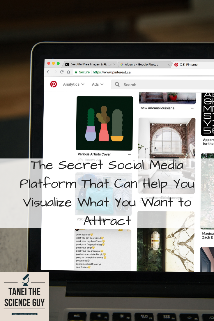 Tap into the power of pinterest to help your law of attraction visualization get the boost it deserves!