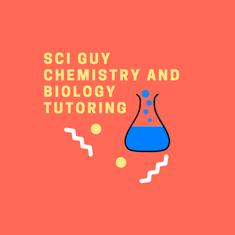 Sci Guy Chemistry and Biology Tutoring