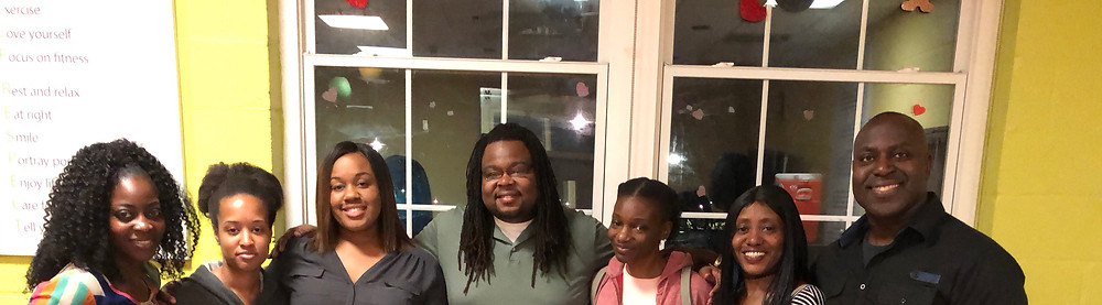 Volunteering is infinitely better when shared with others. This is a recent volunteering event I participated in at the Covenant House in Atlanta, a homeless shelter for adolescents.