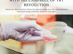 How to Spot Environmental Estrogens to Live a Fully Optimized Life - An Interview with Jay Campbell