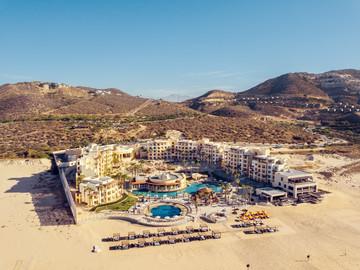Pueblo Bonito Pacifica Golf & Spa Resort | Los Cabos | Aerial Photography | Hospitality Photography | © Studio Caribe