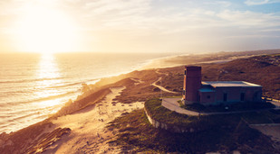 Old Lighthouse Quivira | Los Cabos | Aerial Photography | Hospitality Photography | © Studio Caribe