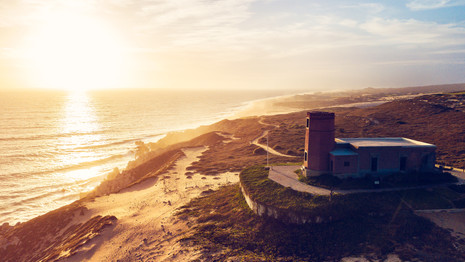 Old Lighthouse Quivira   Los Cabos   Aerial Photography   Hospitality Photography   © Studio Caribe