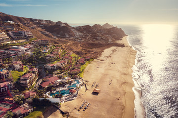 Pueblo Bonito Sunset Beach Golf & Spa Resort | Los Cabos | Aerial Photography | Hospitality Photography | © Studio Caribe