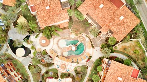 Hacienda del Mar Los Cabos | Aerial Photography | Hospitality Photography | © Studio Caribe
