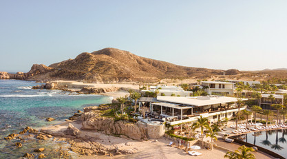 Chileno Bay an Auberge Resort Los Cabos | Editorial Photography | Hospitality Photography | © Studio Caribe