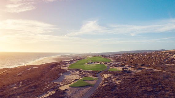 Quivira Los Cabos | Jack Nicklaus Signature Golf Course | Aerial Photography | Hospitality Photography | © Studio Caribe