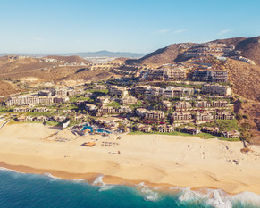 Pueblo Bonito Sunset Beach | Quivira Los Cabos | Aerial Photography | Hospitality Photography | © Studio Caribe