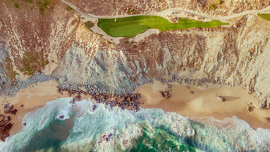 Quivira Los Cabos   Jack Nicklaus Signature Golf Course   Aerial Photography   Hospitality Photography   © Studio Caribe