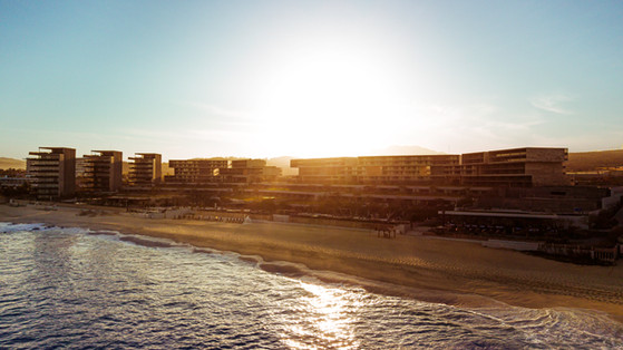 Solaz Signature Suites | Solaz Los Cabos | Aerial Photography | Hospitality Photography | © Studio Caribe