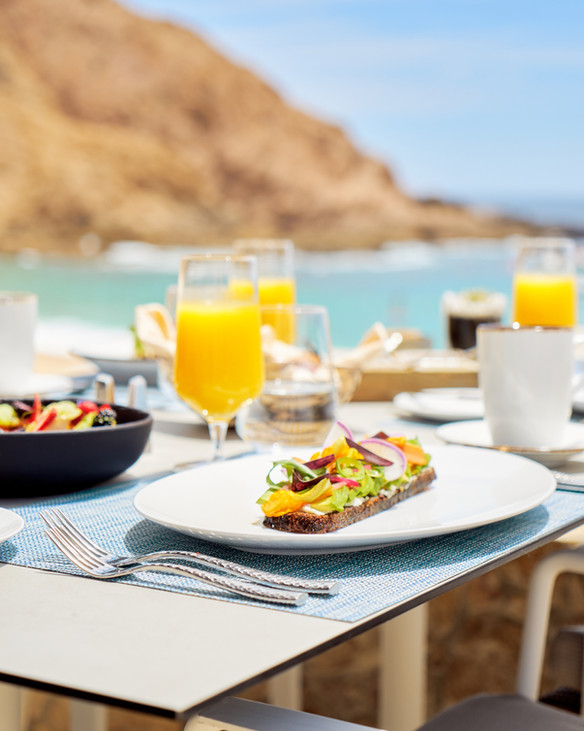 Montage Los Cabos | Food Photography | Hospitality Photography | © Studio Caribe