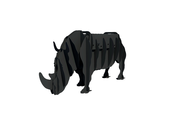 """Sašlõkivann/ Aiakaunistus """"Rhino"""""""