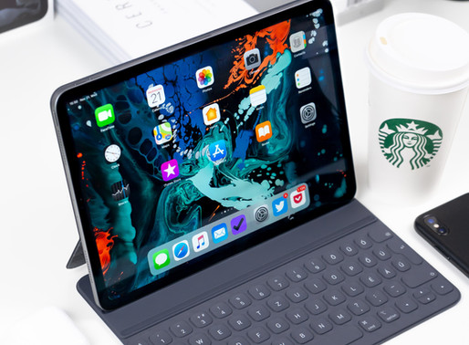 Apple's New Ipad Pro Launched, magic backlit keyboard with trackpad: Specs, Price and everything