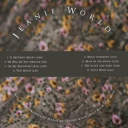 CD Song List
