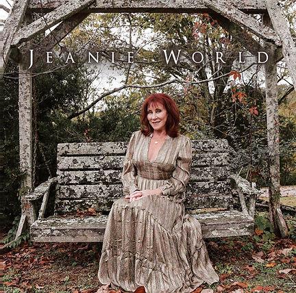 Jeanie World CD