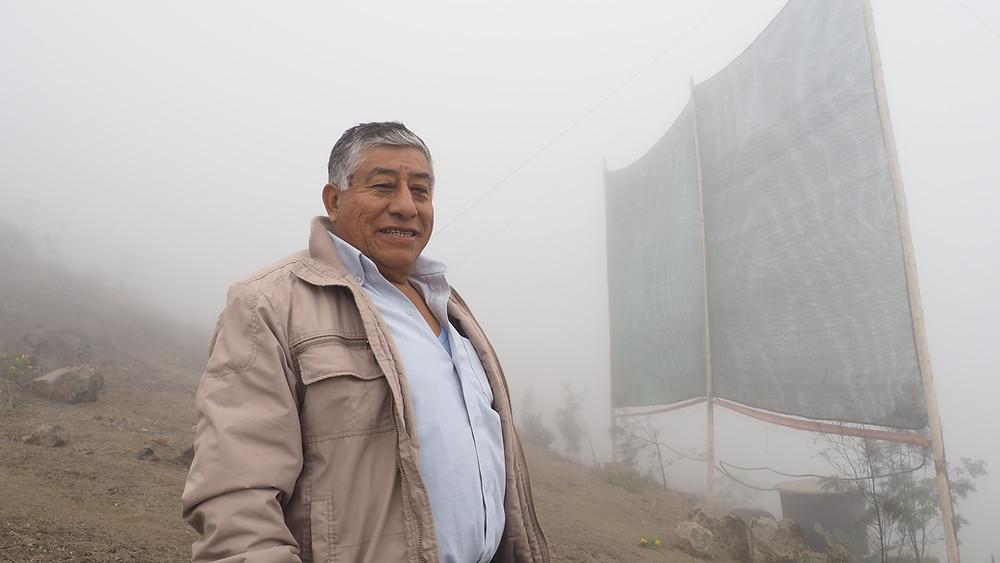 Mario Campos Reyes.