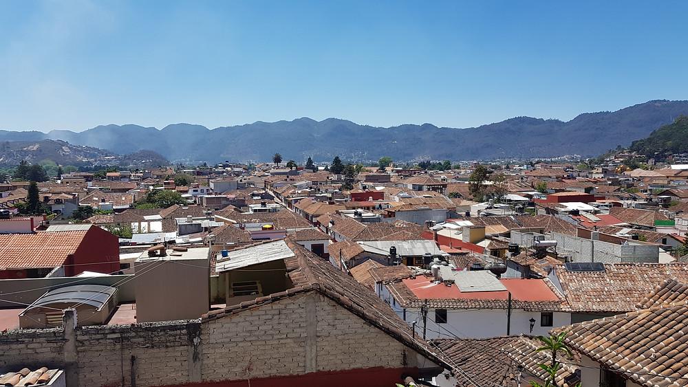San Cristobal de las Casas.