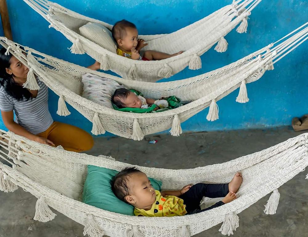 Emploi et accès à l'eau vont de pair. Crédit : Future for children