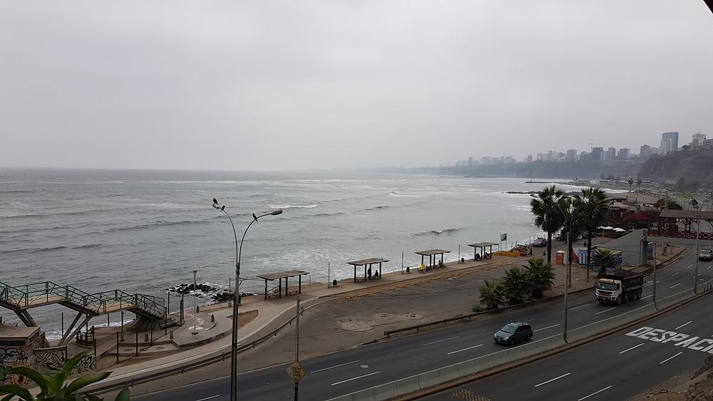 A Lima, 1,5 million de personnes n'a pas accès à l'eau selon l'ONG.