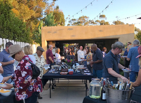 Save the Date | Annual Chili Party | October 19th