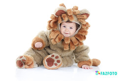 Ensaio Fotográfico Infantil