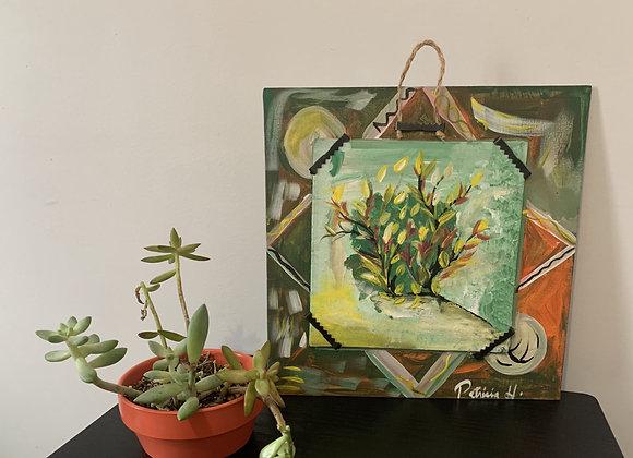 Spring 2021 Series- Joyful Paintings