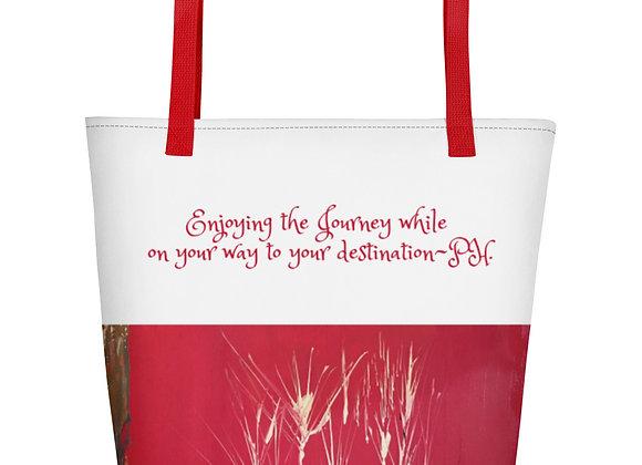 Beach/Casual Bag~ Original Designed by PatriciaHoustonPaintings.com