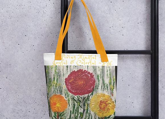 Tote bag ~ Designed by PatriciaHoustonPaintings.com