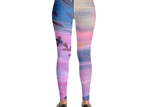 Leggings~ Designed by Patricia Houston Paintings