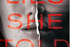RT Book Reviews on LIES SHE TOLD