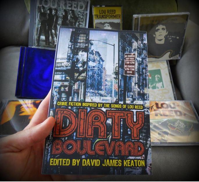 David James Keaton's photo of the book