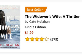 The Widower's Wife, now a best seller.