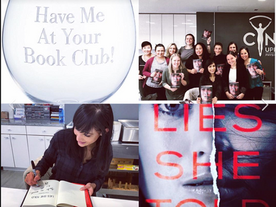 Have Me At Your Book Club!