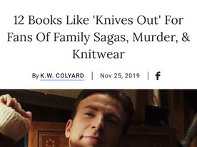 Like Knives Out, You'll Love One Little Secret
