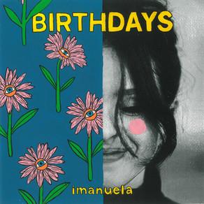 Imanuela - Birthdays EP / ראיון עם עמנואלה