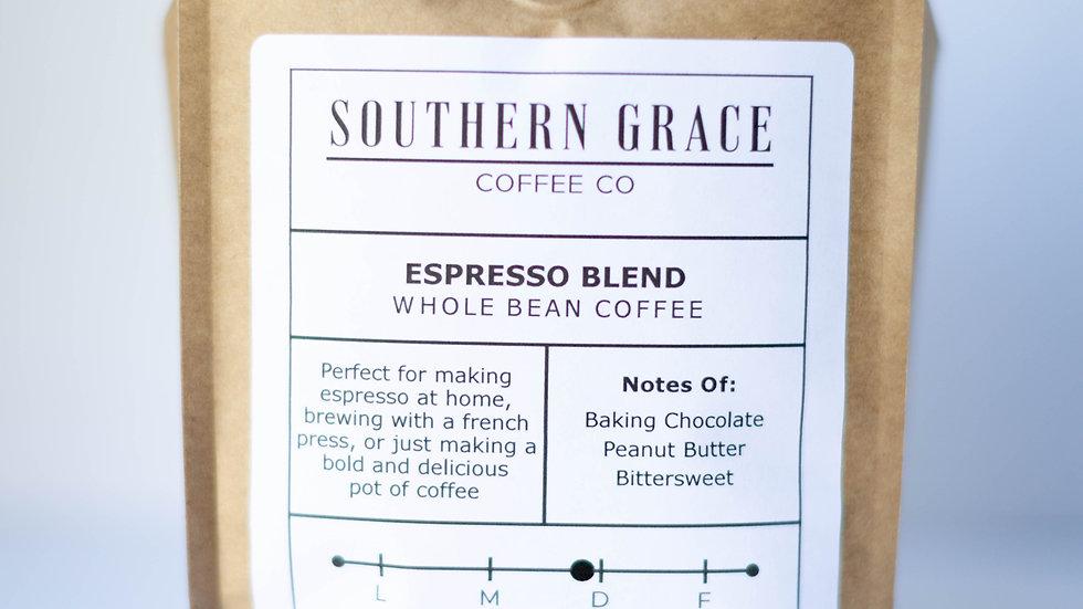 1lb. Espresso Blend (Whole Bean Coffee)