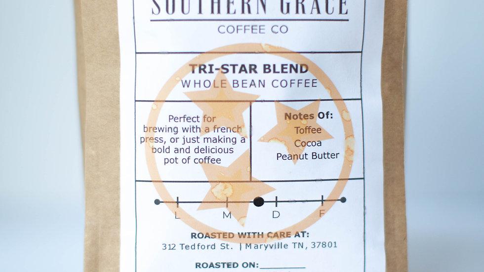 1lb. Tri-Star Blend (Whole Bean Coffee)