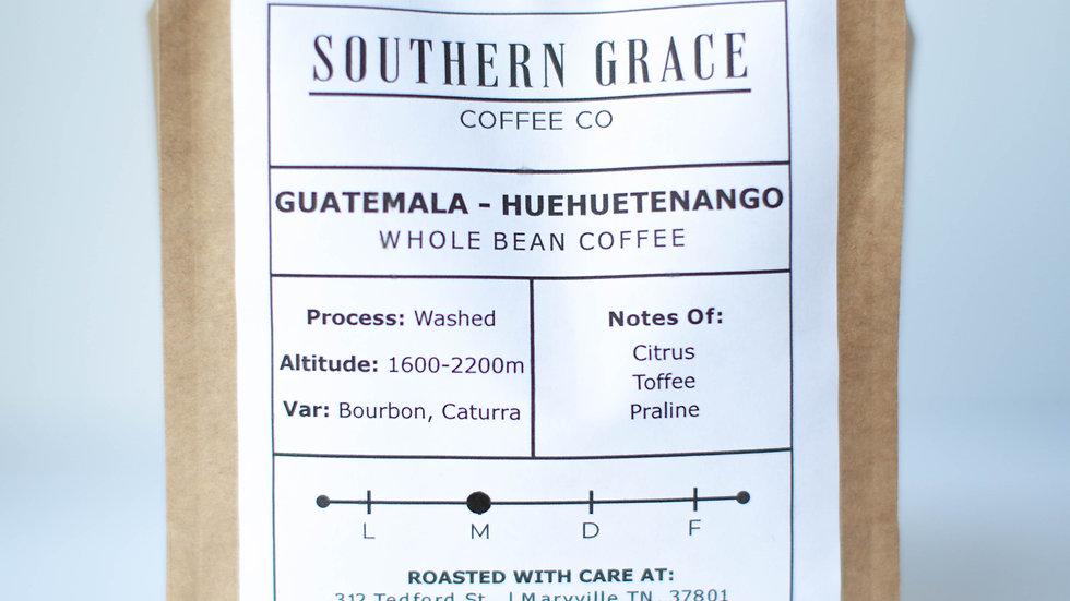1lb. Guatemala - Huehuetenango (Whole Bean Coffee)