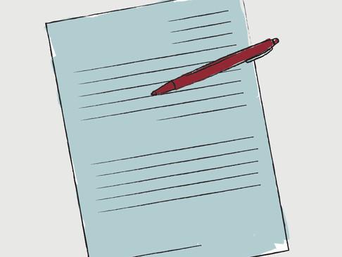 כללים לכתיבת חוזה עבודה