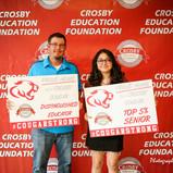 #8 Khristiyle Garcia and Honoree Trevor Burgess.jpg