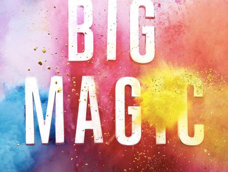 "Buy the Book: ""Big Magic"" by Elizabeth Gilbert"