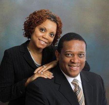 Darrick and Malina Brown