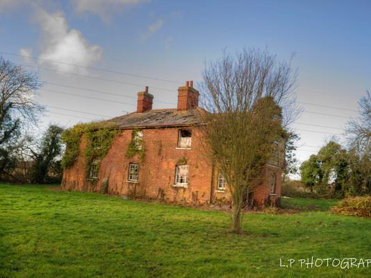 Derelict House, Essex