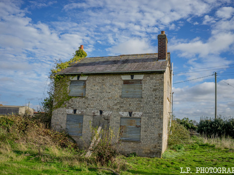 Abandoned House, Essex