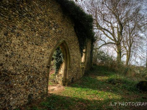 St Mary's, Tivettshall, Norfolk