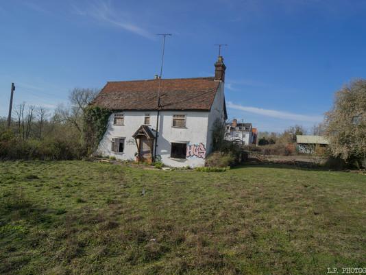 Abandoned House, Suffolk