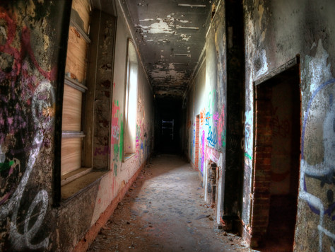 St Andrews Asylum, Norfolk