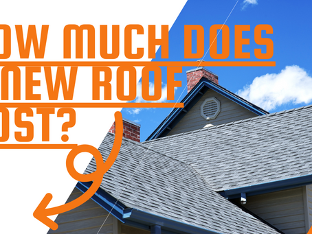 How Much Does A New Roof Cost? A Guide For Homeowners