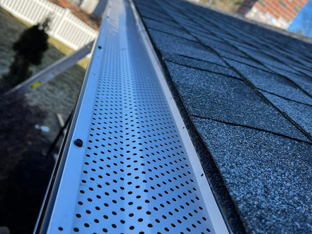 Protect Your Home & Roof from Water Damage using Gutter Guards