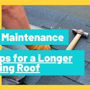 Roof Maintenance: 10 Ways to Prevent Roof Leaks in Your Home